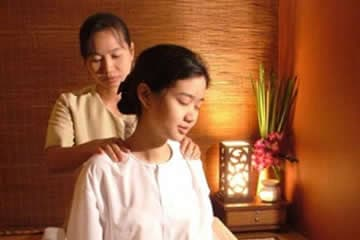 Back & Shoulder Massage